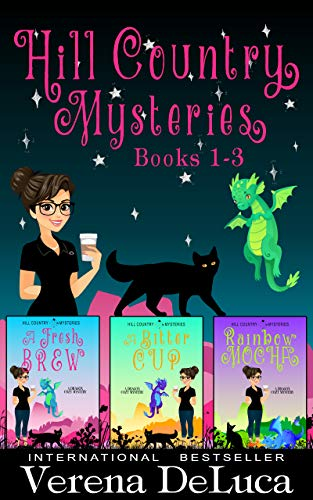 Hill Country Mysteries Box Set