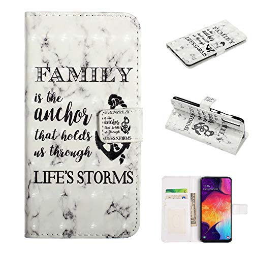 Discover Bargain Shinyzone Cartoon Wallet Case for Samsung Galaxy A70,PU Leather Case with Card Slot...