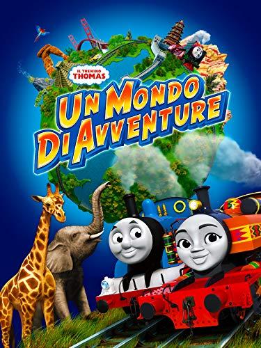 Il Trenino Thomas: Un Mondo Di Avventure (Italian)