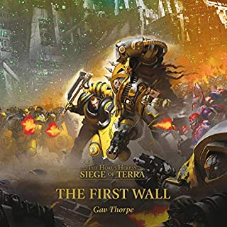 The First Wall cover art