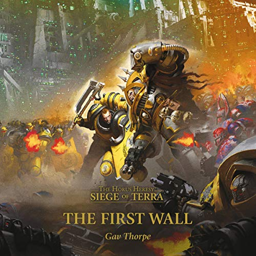 Page de couverture de The First Wall