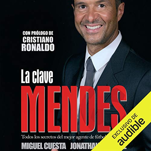 La clave Mendes (Narración en Castellano) [The Mendes Key (Castilian Narration)] cover art