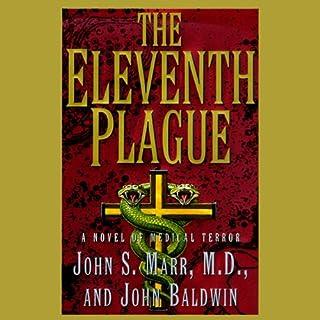 The Eleventh Plague audiobook cover art