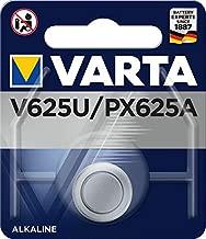 VARTA V625U / LR9 - Pack de 1 pila (alcalina, 1.5 V, 200 mAh)