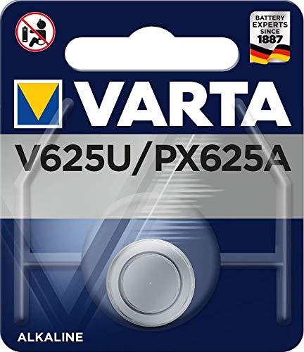 VARTA Batterien Electronics V625U Lithium Knopfzellen LR9 1er Pack Knopfzellen in Original 1er Blisterverpackung