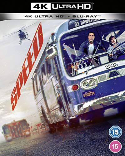 Speed UHD [Blu-ray] [UK Import]