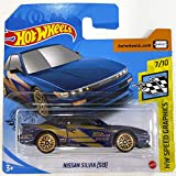 Hot Wheels Nissan Silvia (S13) HW Speed Graphics 7/10 2020 (111/250) Short Card