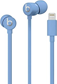 urBeats Wired Earphones With Lightning Connector - Tangle Free Cable, Magnetic Earbuds, Built In Mic And Controls - Blue