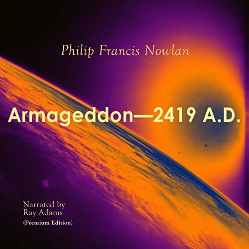Armageddon 2419 A.D. Titelbild