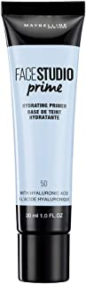 Maybelline Face Studio Prime Hydrating Primer