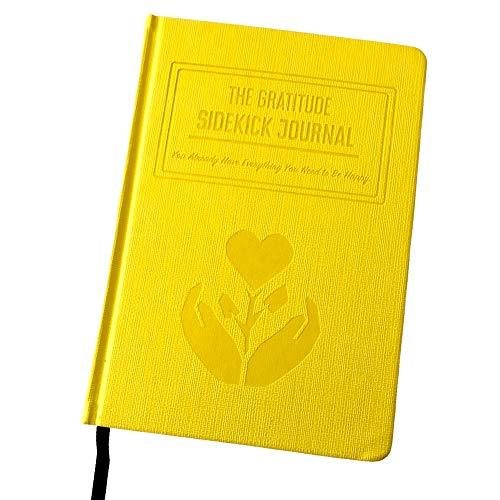 Habit Nest The Gratitude Sidekick Journal: A Habit-Building Gratitude Journal & Mindfulness Journal. The #1 Gratitude Journal for Women & Men.