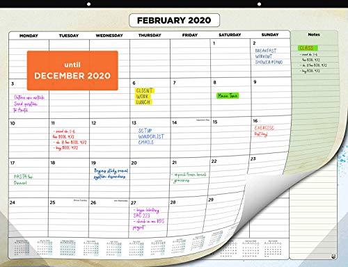 Wall Calendar 2020 by SmartPanda...