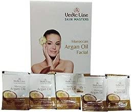 Vedic Line Skin Masters Moroccan Argan Oil Facial Kit 52 ml