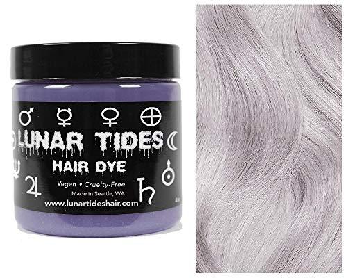 Lunar Tides Haarfärbemittel Semipermanenter Haarfarbstoff Lunar White Toner Mehrfarben