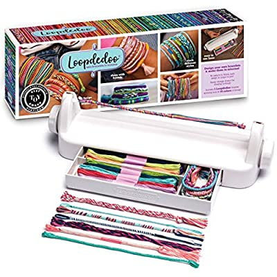Loopdedoo – DIY Friendship Bracelet Maker Kit from Loopdedoo