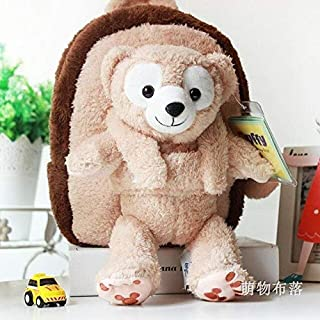 New Friend Stella Lou Duffy Bear Plush Soft Toys Wallet Satchel Bag Stuffed Toy Plush Animal Backpack Toy Must Have Gifts 7 Year Old Girl Gifts Toddler Favourite