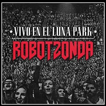 Vivo en el Luna Park