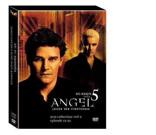 Angel - Season 5/Box Set 2 (Ep.12-22)