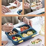 Zoom IMG-1 1300ml 850ml sano plastica lunch