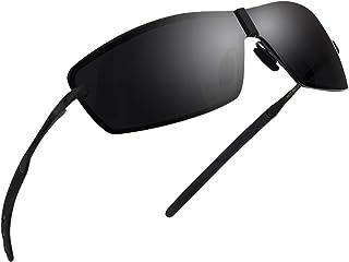 b96c7350df NWOUIIAY UV400 Polarizado Gafas Gafas de Sol Gafas para Hombres y Mujeres