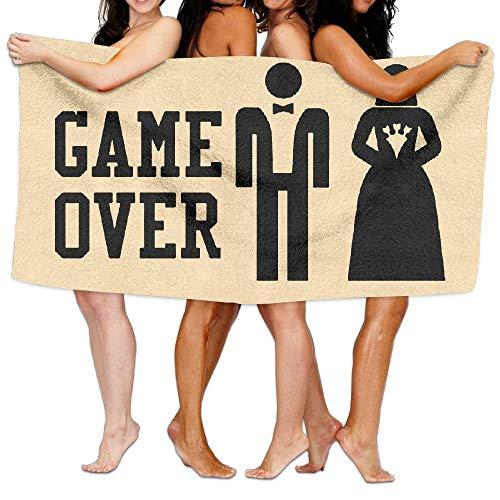 Hoed familie Unisex Spel Over Bruiloft Strand Handdoeken Wasdoeken Badhanddoeken Voor Tiener Meisjes Volwassenen Reizen Handdoek Zwembad En Gym Gebruik 31 X 51 inch
