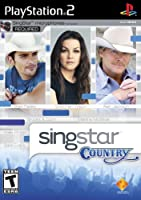 Singstar Country (Software Only)