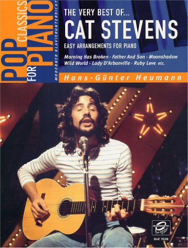 Cat Stevens The Very Best of For Easy Piano Solos