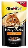 GimCat Meaty Snacks Huhn