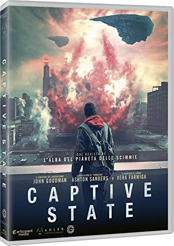 Blu-Ray - Captive State (1 BLU-RAY)
