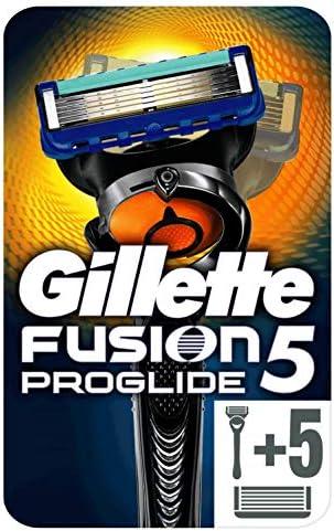 Gilette Fusion5 Proglide Shaving System for Men