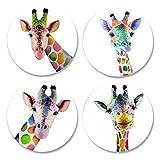 4Pack bedruckt Schneidern Schnittmuster Gewichten. Giraffe Designs 1(Pack 1von 4) von...