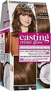 L'Oreal Paris Casting Crème Gloss 600 Dark Blonde