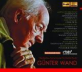 ギュンター・ヴァント/ベルリン・ドイツ交響楽団 ライヴ集成 (Gunter Wand : Deutsches Symphonie-Orchester Berlin Vol.2) [8CD]