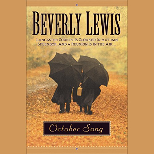 October Song audiobook cover art