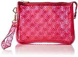 Guess PWMOLLP9220, Organizer pour sac femme - Gris - Gris (FUCHSIA FUC), 22.5x15x4 cm...