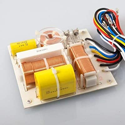 Replacement Speaker Crossover 2000 Watts WORKS FOR JBL, Peavey, Cerwin Vega, Pyle-Pro, Mr.DJ, MANY BRANDS! CX-21 from