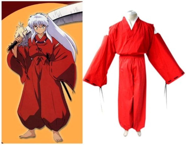 Inuyasha Inuyasha Cosplay Kostüm Kimono, Größe XL  (Höhe 173-177cm,Gewicht 70-85 kg) B00BLYN4ZW Großhandel  | Abgabepreis
