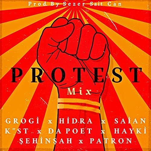 Sezer Sait Can feat. Grogi, Hidra, K''st, Saian, Da Poet, Patron & Ferman