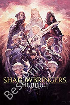 Best Print Store - Final Fantasy XIV Online  Shadowbringers Poster  24x36 inches