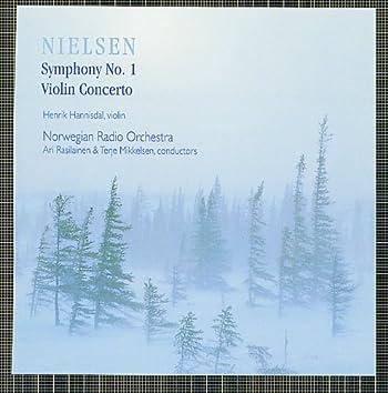 Nielsen : Symphony No.1, Violin Concerto
