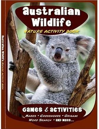 [( Australian Wildlife Nature Activity Book )] [by: James Kavanagh] [Sep-2011]