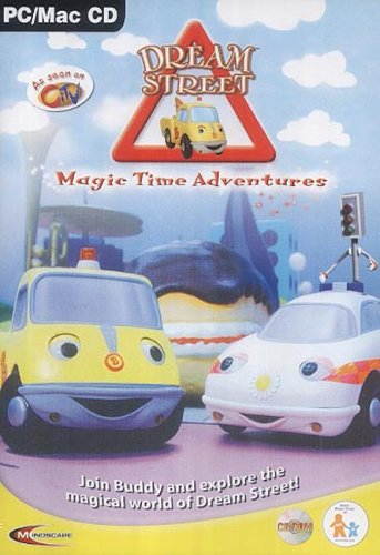 Preisvergleich Produktbild Dream Street Magic Time Adventure