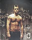 Robbie Williams Poster Tattoo CHACUN A Son GOUT