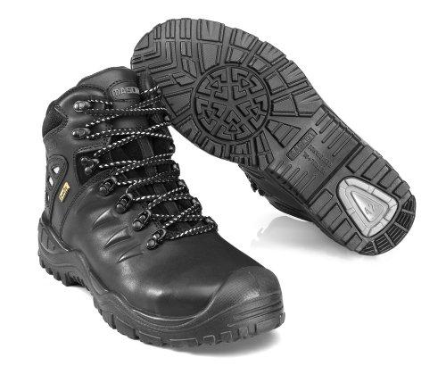 Mascot Kamet Plus Sicherheitsstiefel S3 Arbeitsschuhe F0169-902 - Footwear Industry Herren 44 EU Schwarz