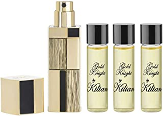 KILIAN GOLD KNIGHT (M) MINI SET EDP 4x7.5 ml REFILLS + TRAVEL SPRAY