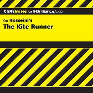 The Kite Runner: CliffsNotes cover art