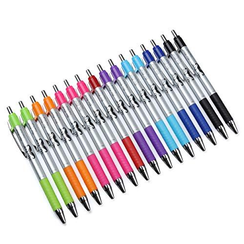 Mr. Pen- Pens, Bible Pens, 16 Pack, Colored Pens, Pens for Journaling, Bible Pens No Bleed Through, Pens Fine Point, Colorful Pens, Bullet Journal Pens, Fine Tip, Ink Pens, Planner Pens, Color Pens