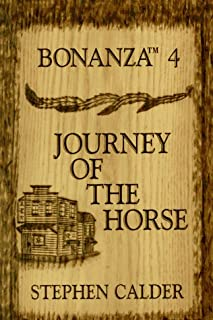 Journey of the Horse (G K Hall Large Print Book Series)