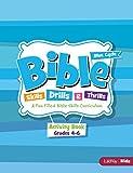 Bible Skills, Drills, & Thrills: Blue Cycle - Grades 4-6 Activity Book