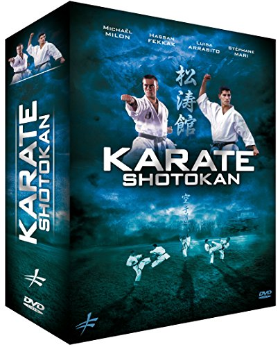 Karate Shotokan [3 DVDs]